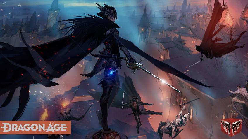 Новый концепт Dragon Age 4 изображает Ворона2