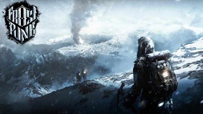 Новые изображения из Frostpunk знакомят с механикой игры