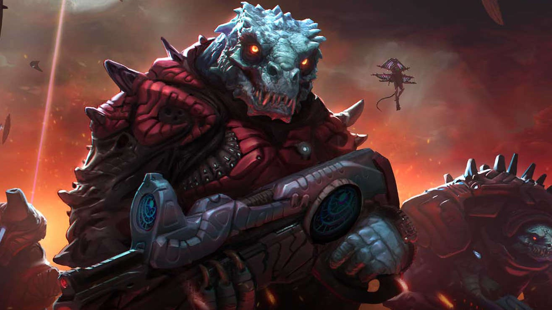 Состоялся релиз дополнения Age of Wonders: Planetfall — Invasions
