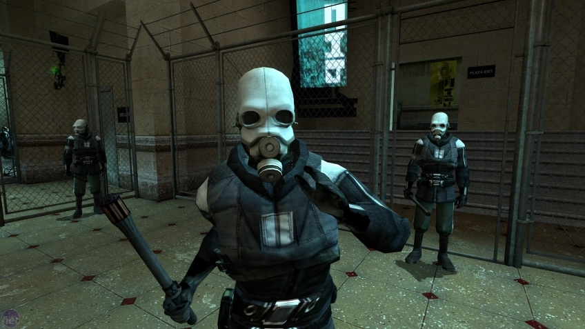 Авторы World War Z хотели заняться ремейком Half-Life2, но Valve им отказала