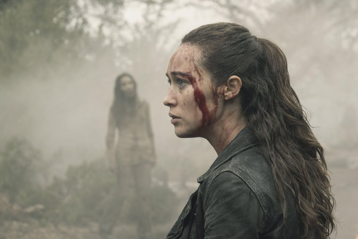 «Бойтесь ходячих мертвецов» продлили на седьмой сезон