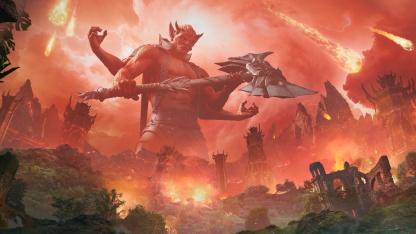 В новом синематике The Elder Scrolls Online показали открытие врат Обливиона