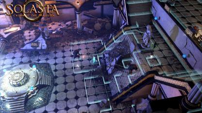 Авторы Solasta: Crown of the Magister представили режим Dungeon Maker