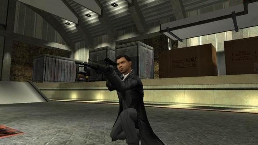 My name is Bond...