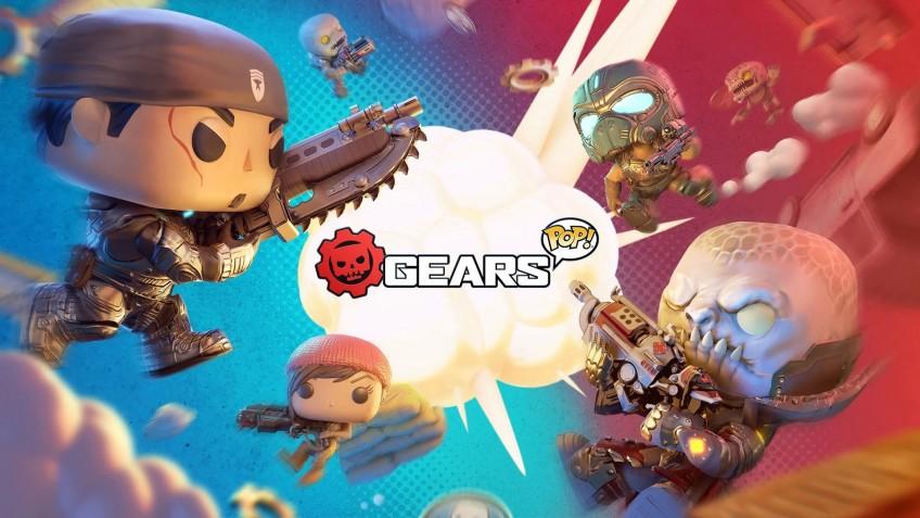 Gears Pop! уже вышла, и она бесплатная