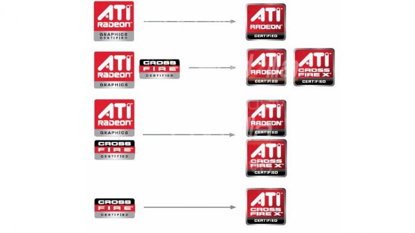 ATI меняет логотипы