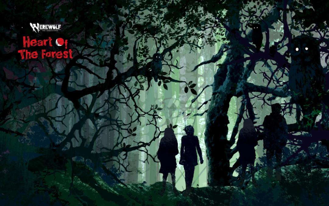 В Werewolf: The Apocalypse — Heart of the Forest включили белорусскую песню