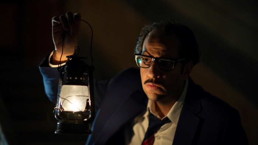 Вышел тизер первого египетского сериала Netflix «Паранормальное»