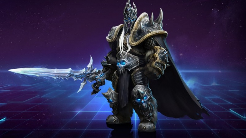 Blizzard обнулит все аккаунты Heroes of the Storm