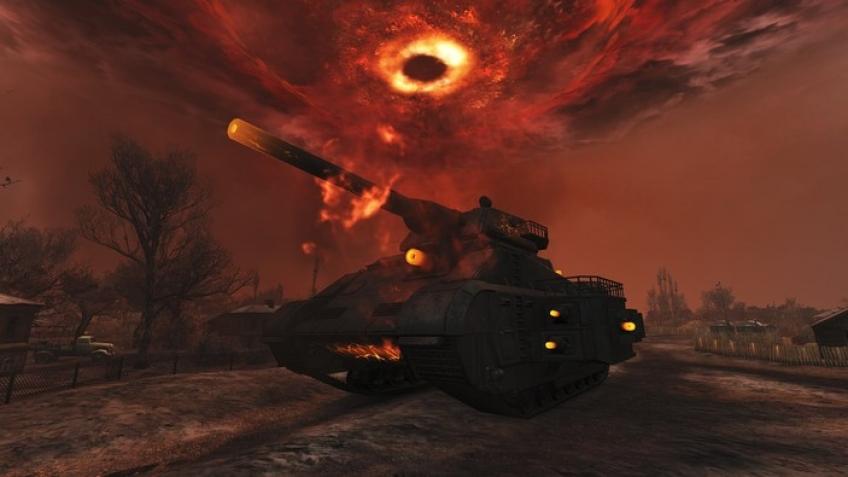 В World of Tanks началось вторжение Левиафана