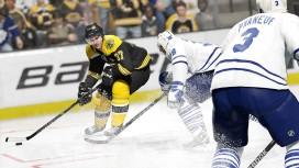 На PS4 и Xbox One вышел хоккейный симулятор NHL 16