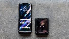 Motorola готовит новый складной смартфон