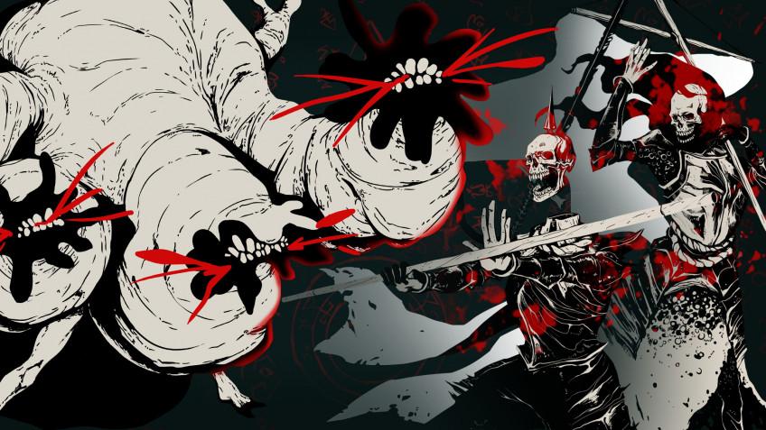 Пошаговую ролевую игру Nadir вынесли на Kickstarter