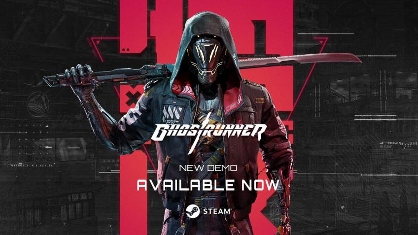 Авторы Ghostrunner обновили и удлинили демоверсию игры