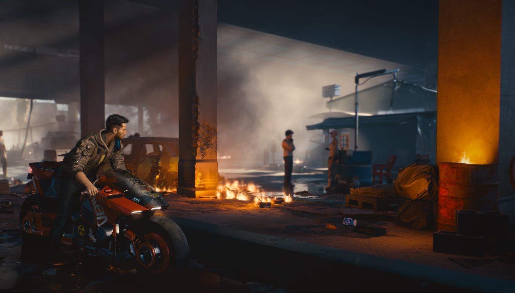 Команда Cyberpunk 2077 узнала о переносе игры за минуты до официального объявления