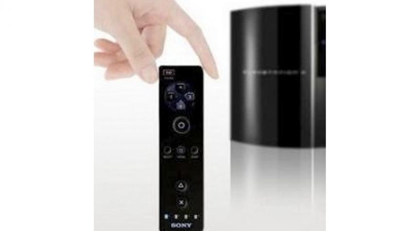 Гиро-контроллер для PS3 – на выставке Е3?
