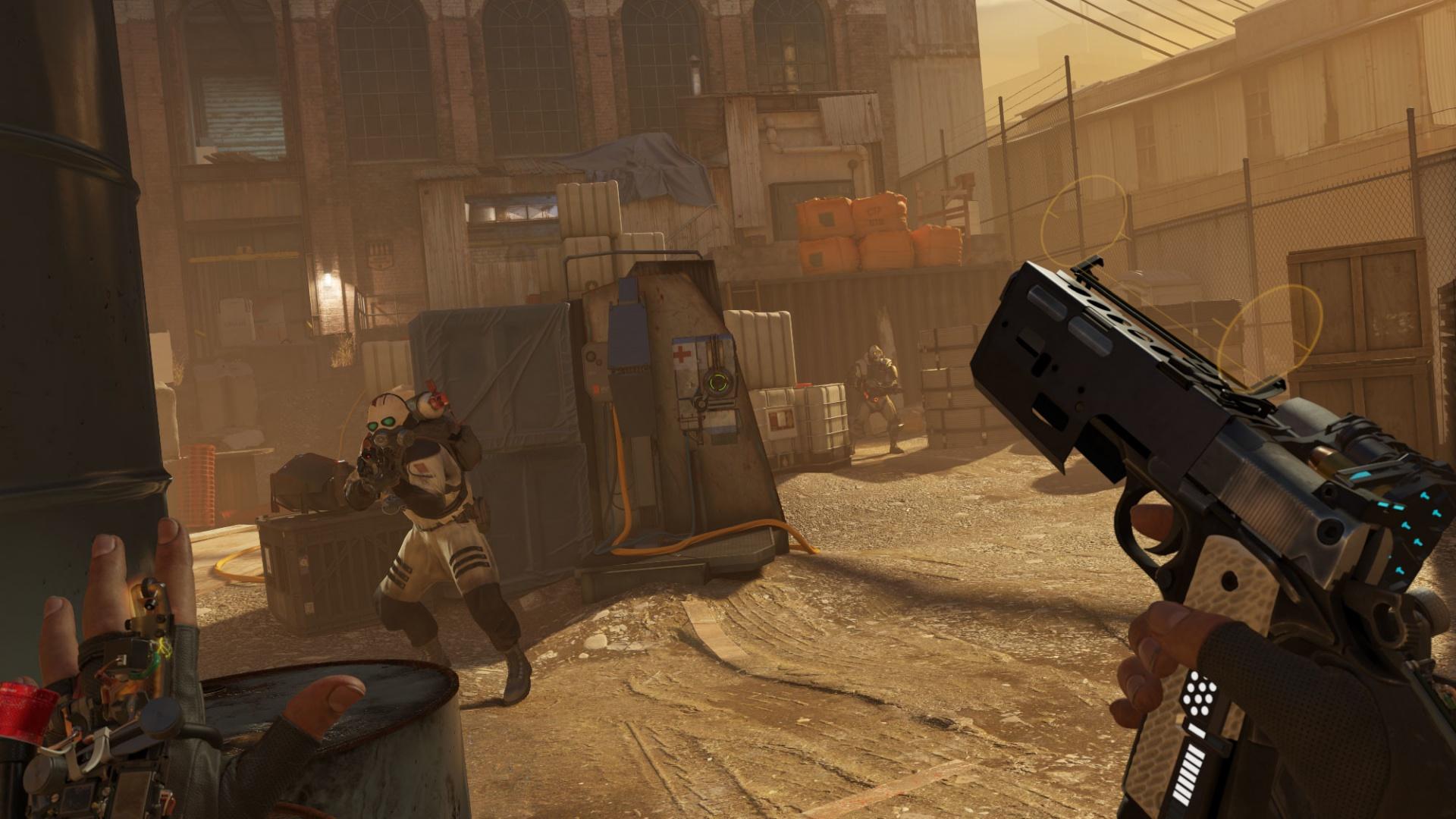 Свежее обновление для Half-Life: Alyx добавило жидкость в бутылки