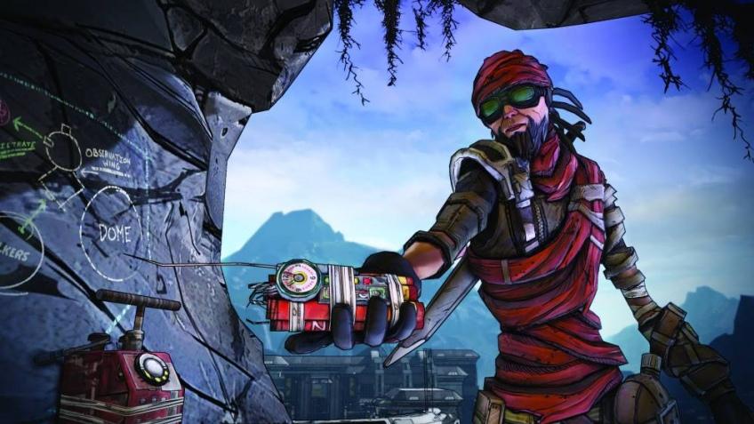В Borderlands2 добавят пятый класс
