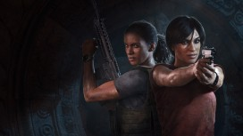 Naughty Dog показала скриншоты и арты из Uncharted: The Lost Legacy
