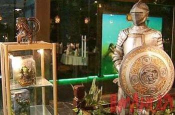Ресторан имени World of Warcraft