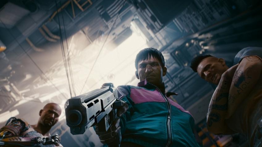 Основную сюжетную линию Cyberpunk 2077 уже можно пройти от начала до конца