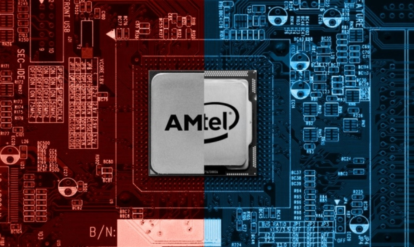 Intel признала потерю доли рынка процессоров