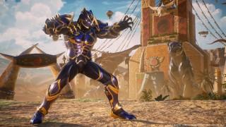 Авторы Marvel vs. Capcom: Infinite показали геймплей за Чёрную Пантеру и Сигму