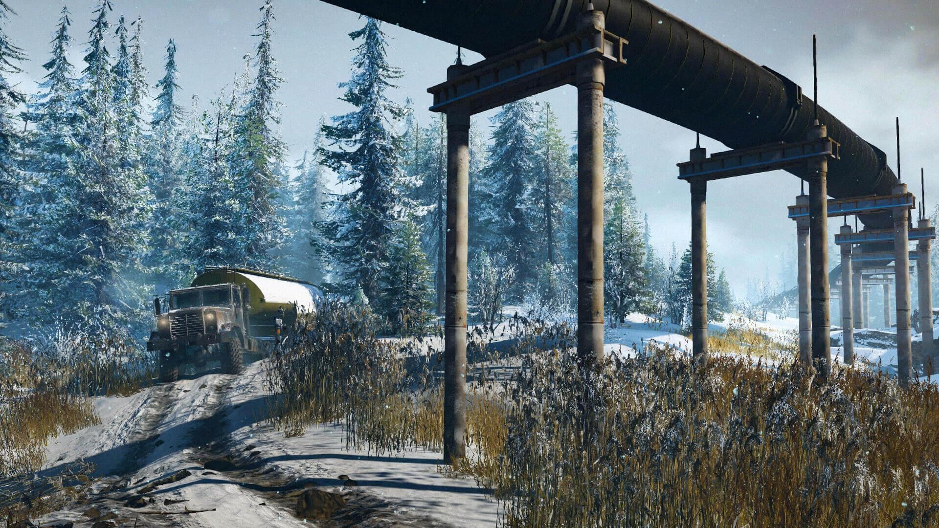 SnowRunner уже вышла на PS4, Xbox One и PC