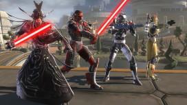 Стартовал прием заказов на первое дополнение для Star Wars: The Old Republic