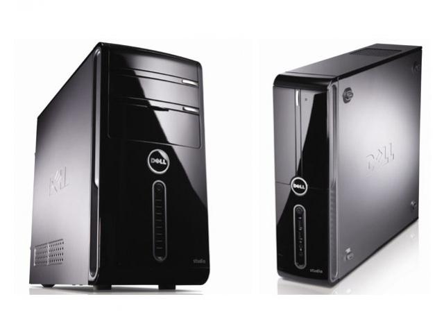 Студийные компьютеры от Dell