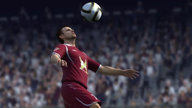 Сергей Семак на обложке FIFA11