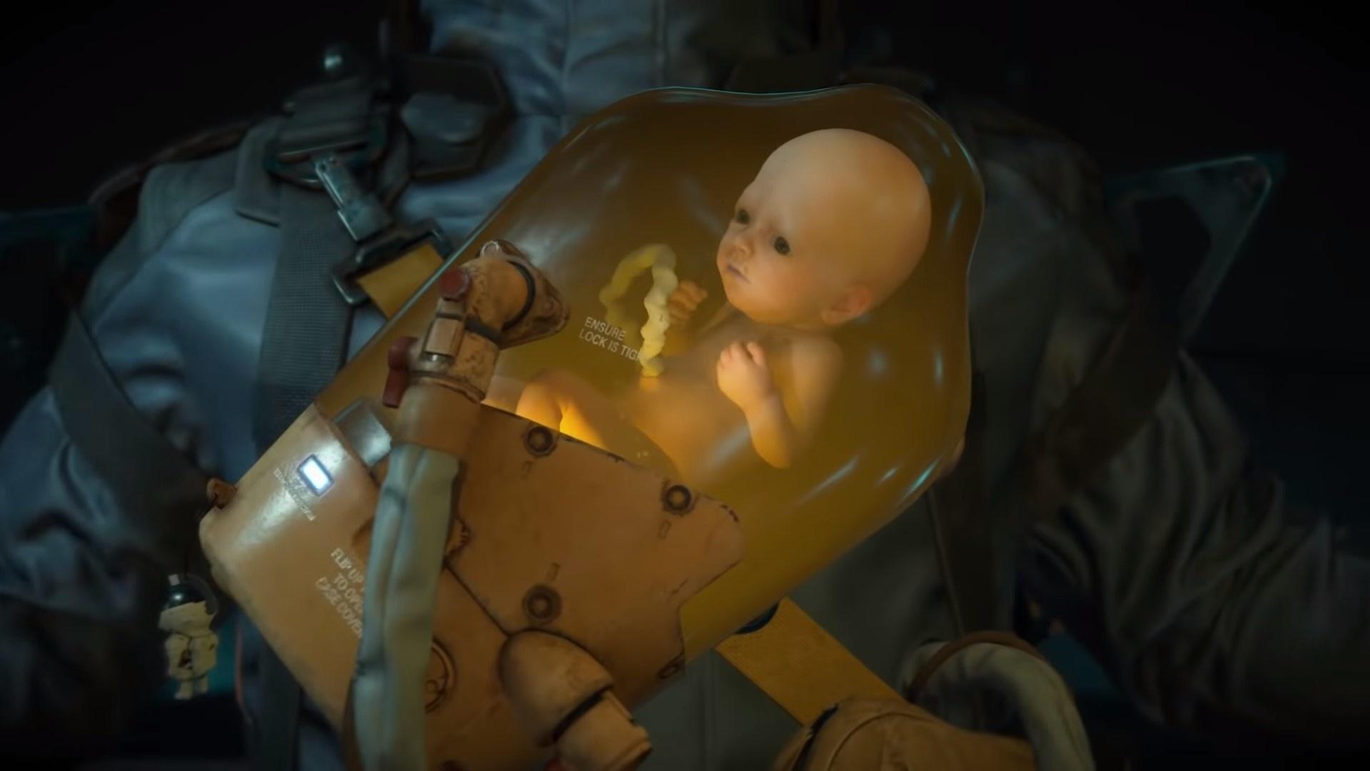 Sony опубликовала 9-минутный трейлер Death Stranding с русской озвучкой