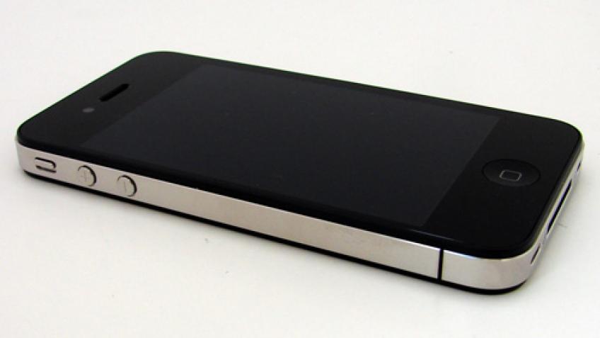 Apple iPhone 4: некоторые проблемы с приемом