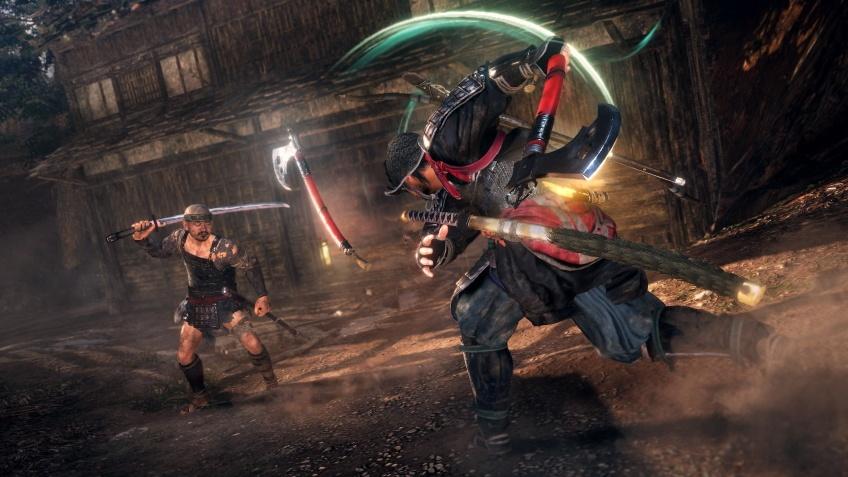 Битва с боссом в новом геймплейном ролике Nioh2