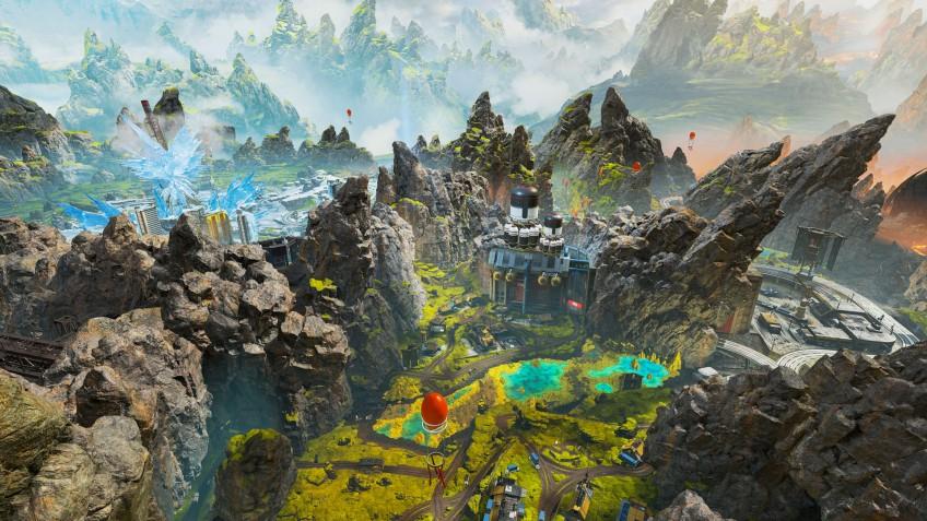 Respawn показала геймплейный трейлер4 сезона Apex Legends