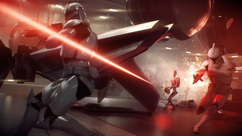 Star Wars Battlefront I, II, III: Никакого pay-to-win: система прогресса в Star Wars: Battlefront 2 скоро изменится