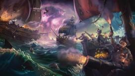 В Sea of Thieves появятся цепные ядра