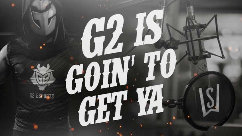 G2 Esports записала песню к ЧМ по League of Legends
