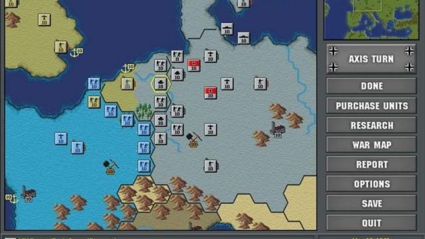 Анонс Strategic Command
