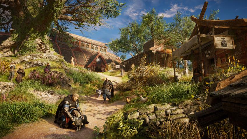 Равенсторп: изучаем поселение викингов в Assassin's Creed Valhalla