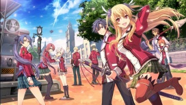 The Legend of Heroes: Trails of Cold Steel III выйдет в Steam в марте