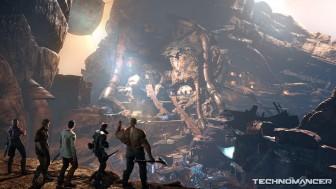 Новый трейлер The Technomancer посвятили компаньонам главного героя