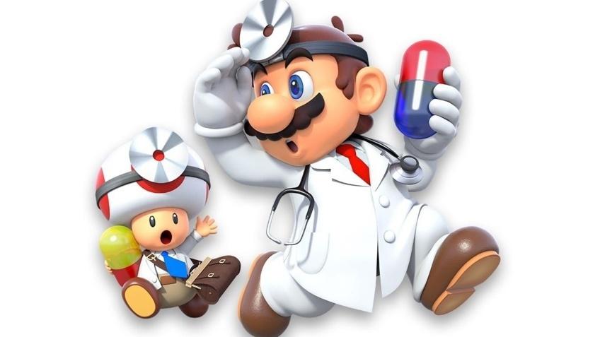 Первый геймплейный трейлер Dr. Mario World