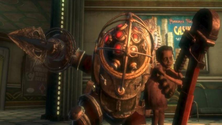 BioShock делает поблажки консолям?
