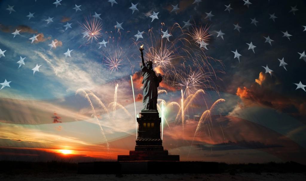 GOG.com празднует День Канады и День независимости США