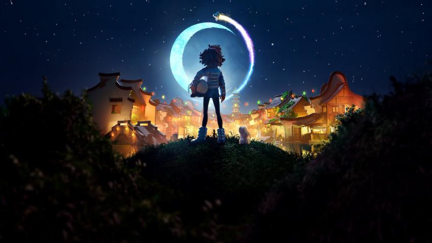 Вышел новый трейлер мультфильма Netflix «Путешествие на Луну»