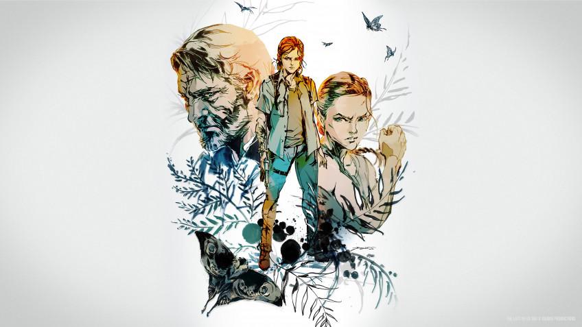 День The Last of Us: новые мем-гифки и постер за авторством Ёдзи Синкавы