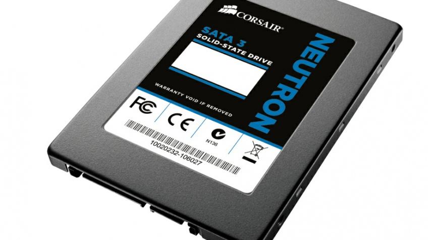 Corsair представила SSD на контроллерах LAMD