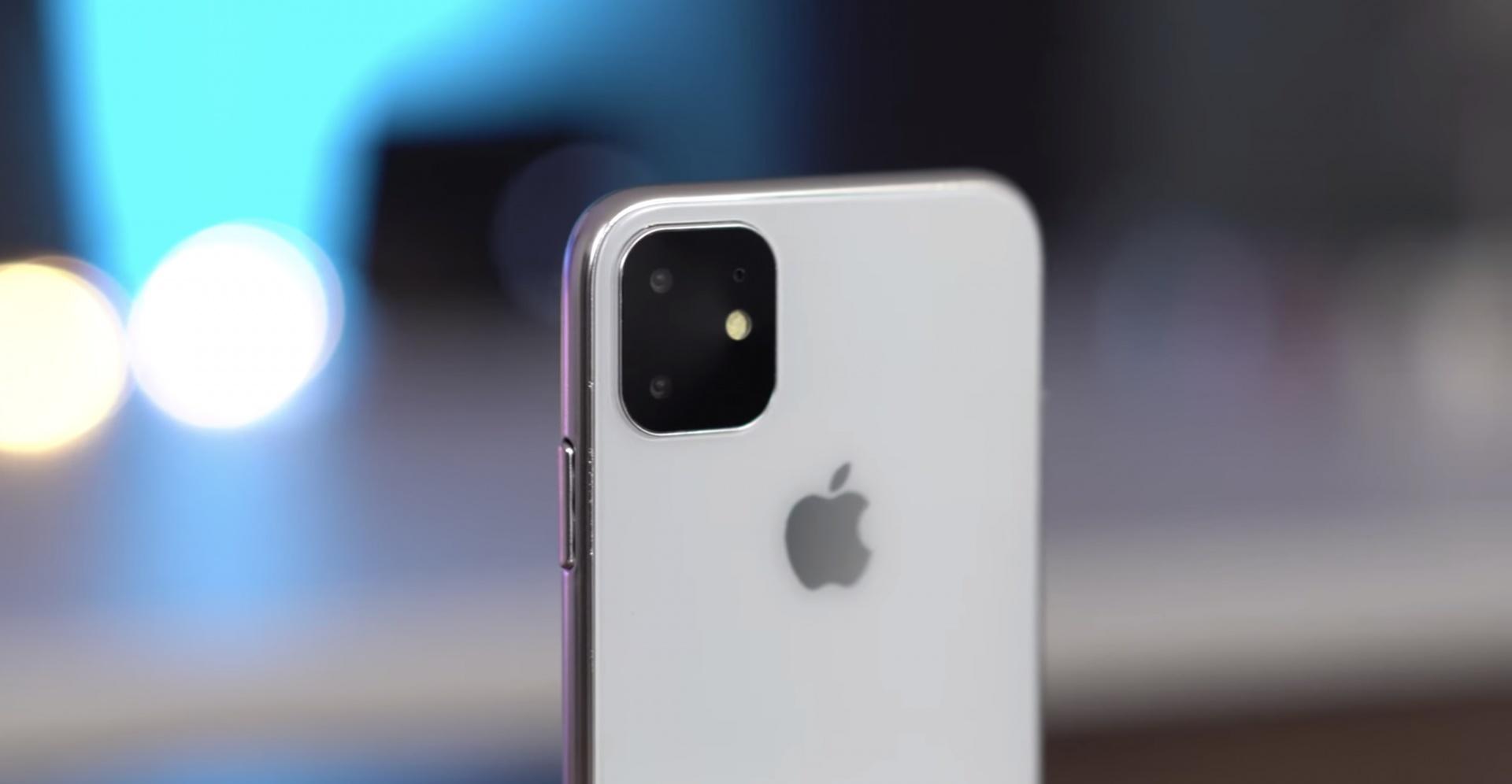 Утечка раскрыла характеристики iPhone11,11 Pro и11 Pro Max