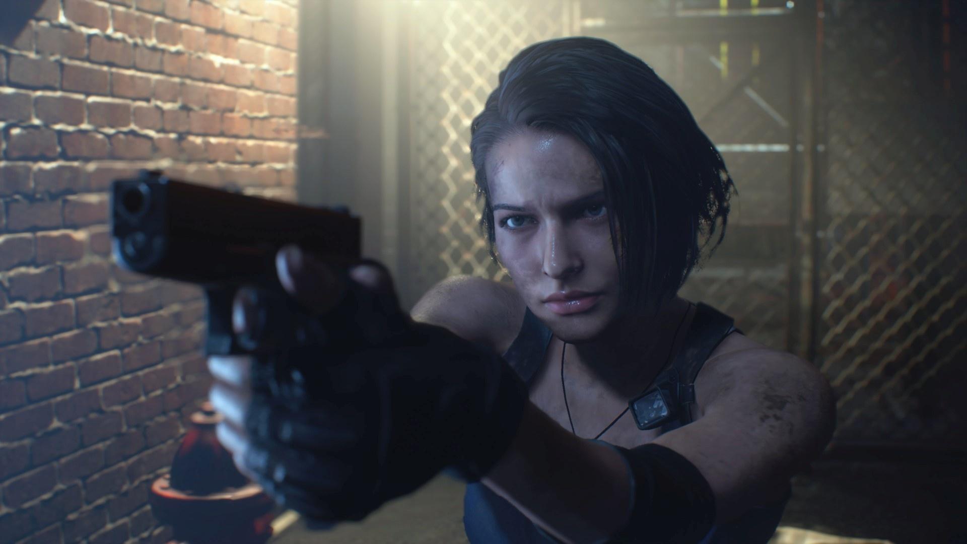 Radeon RXVega7 может запускать ремейк Resident Evil3 в Full HD